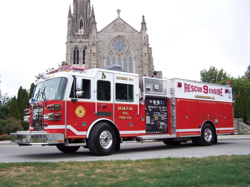 Engine 9 1g 2006 sutphen rescue engine 1500 gpm pumper sciox Gallery